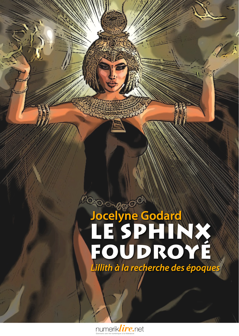 Cover image for Le Sphinx foudroyé